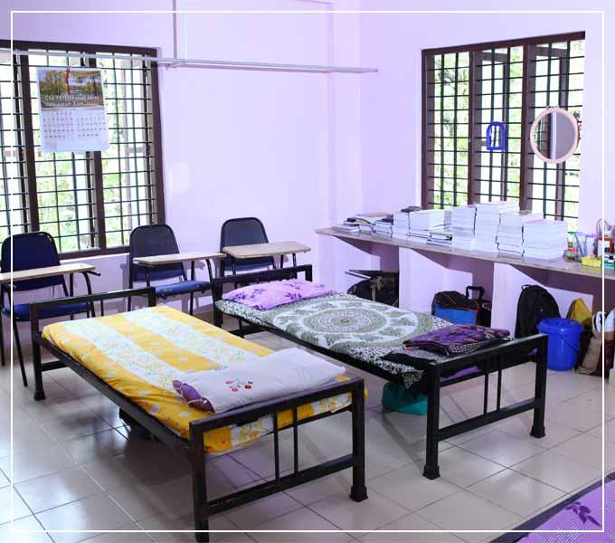 IAT Campus hostel Facility