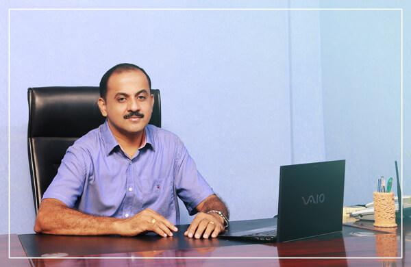 Manjor of IAT Professional Campus