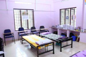 IAT Hostel Facility