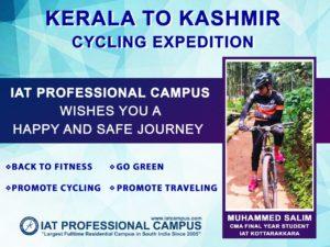 Kerala to Kashmir Cycling Expedition