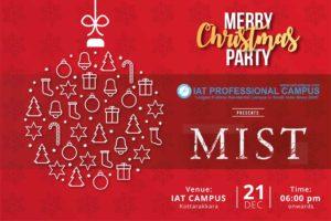 Mist Christmas Celebration 2019