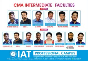 Read more about the article CMA Intermediate Faculties